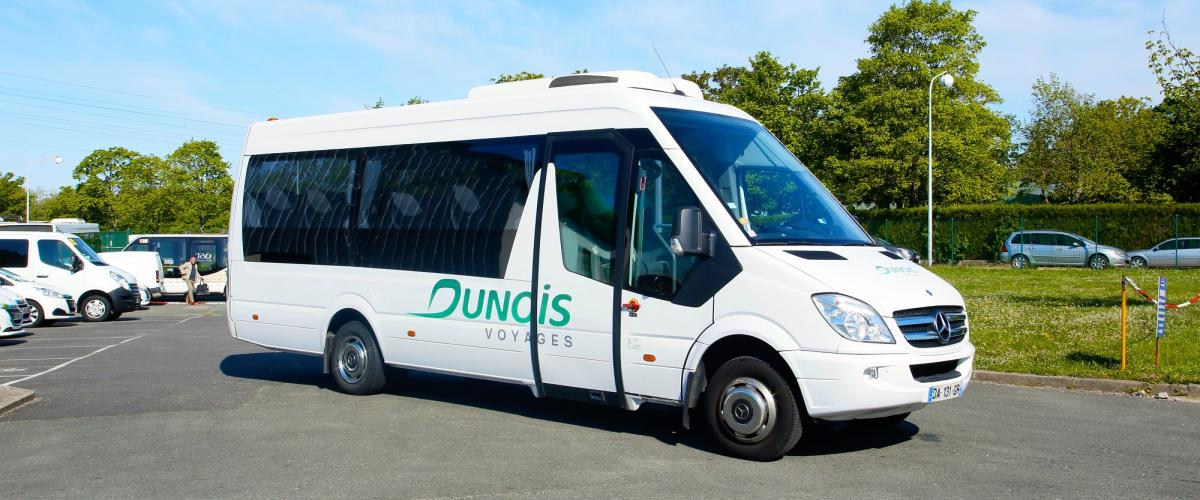 Orléans France bus Mobility