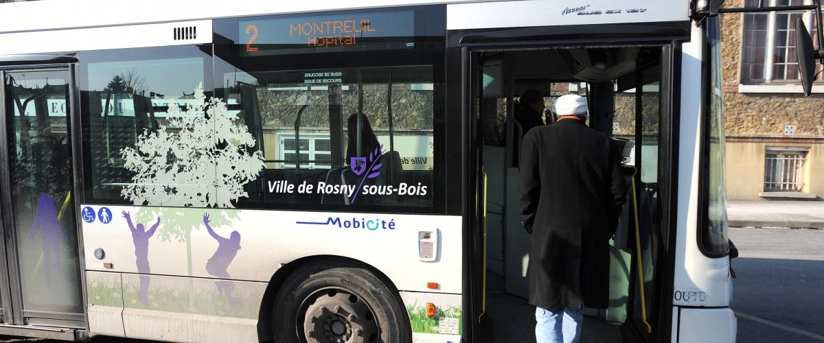 IDF France bus mobility