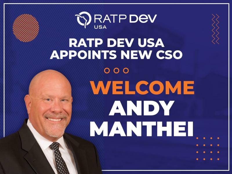 Welcome CSO Andy Manthei